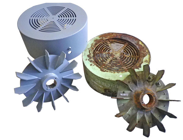 Motor Parts  Weg Motor Parts