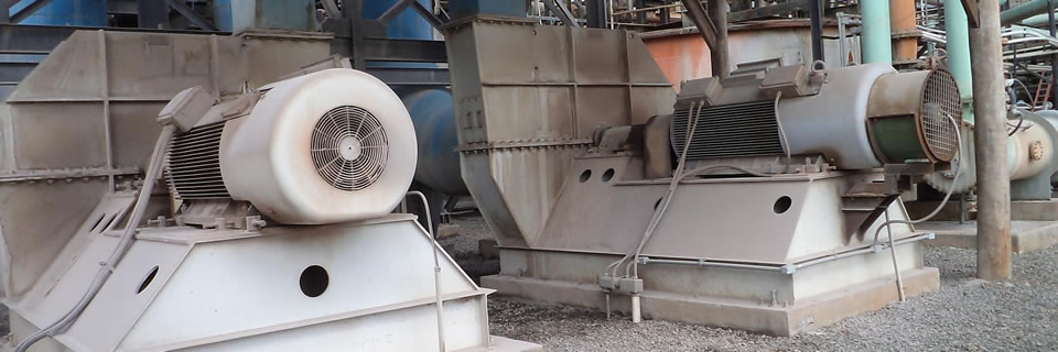 Low noise industrial fans manufacturer supplier repairer for Electric motor repairs melbourne
