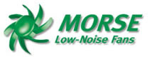 Morse Low Noise Fans Melbourne
